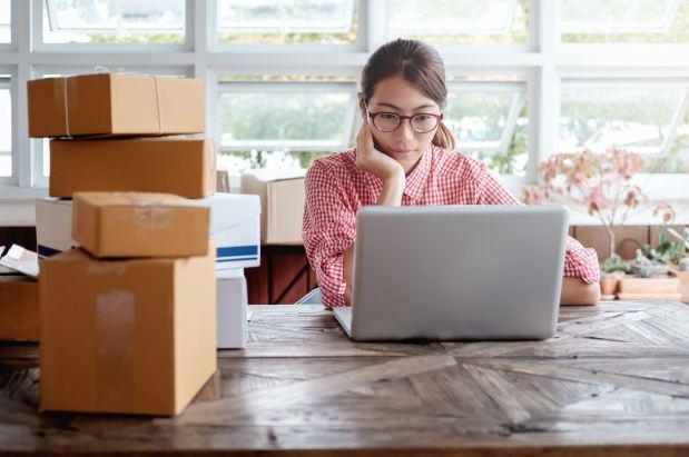 Làm chủ cửa hàng kinh doanh online