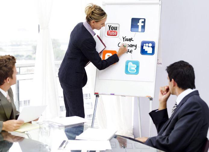 chuyên gia tư vấn truyền thông xã hội - ý tưởng kinh doanh ít vốn đòi hỏi kiến thức sâu rộng