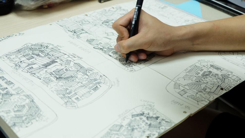 Không vẽ đẹp có nên học thiết kế đồ họa hay không?