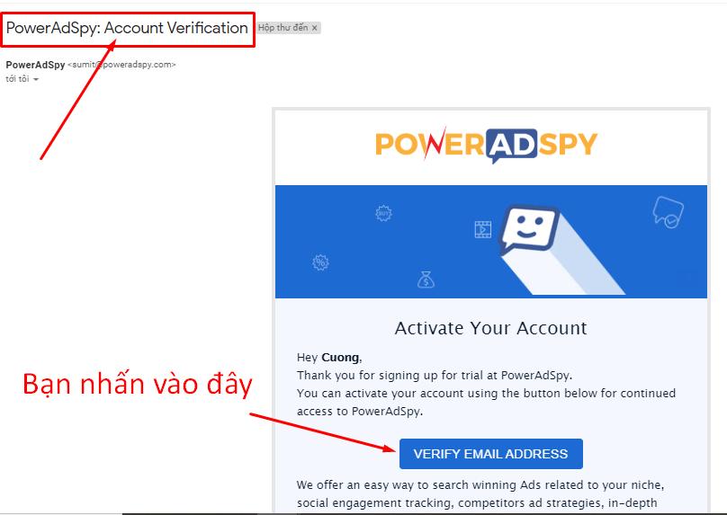 Poweradspy là gì? Hướng dẫn chi tiết nghiên cứu đối thủ quảng cáo Poweradspy 2020