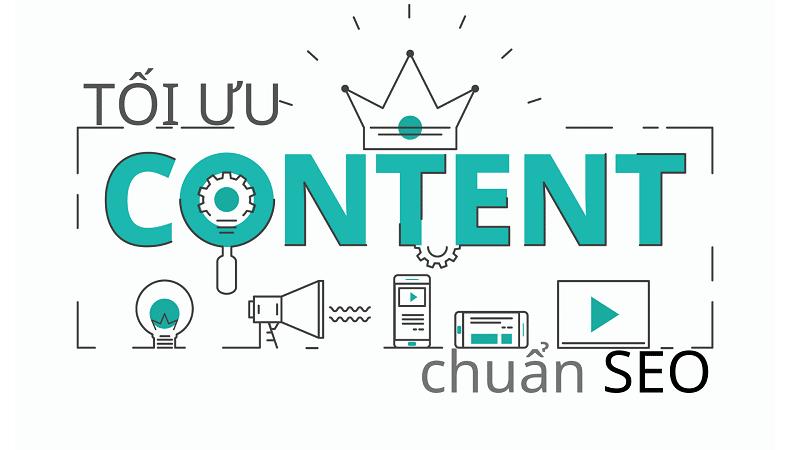 Viết content chuẩn SEO