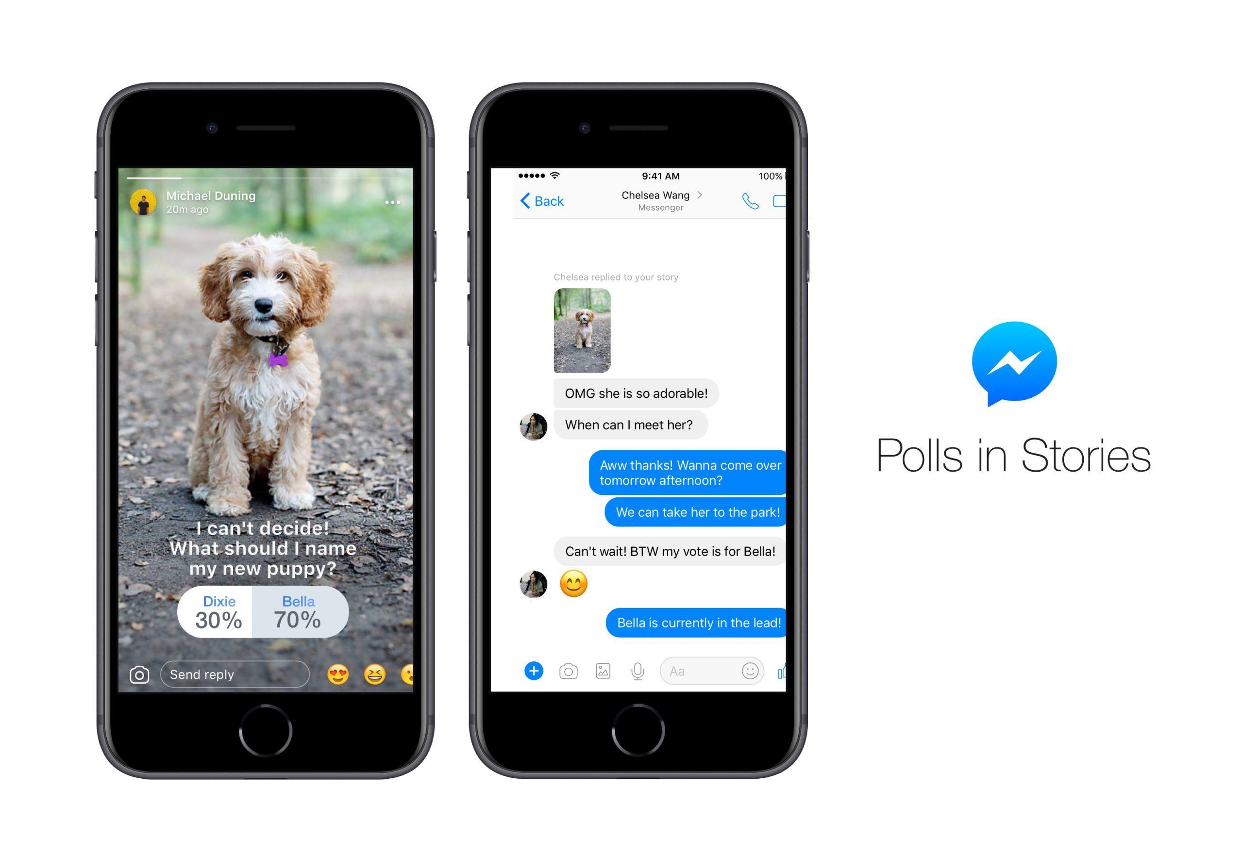 cách tăng tương tác trên facebook - Sử dụng tính năng Stories trên Facebook