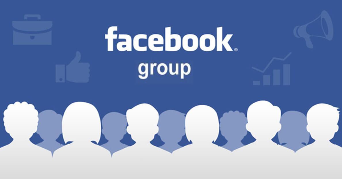 cách tăng tương tác trên facebook - Chủ động trong các Facebook Group