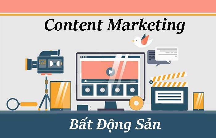 Content Marketing ngành Bất động sản