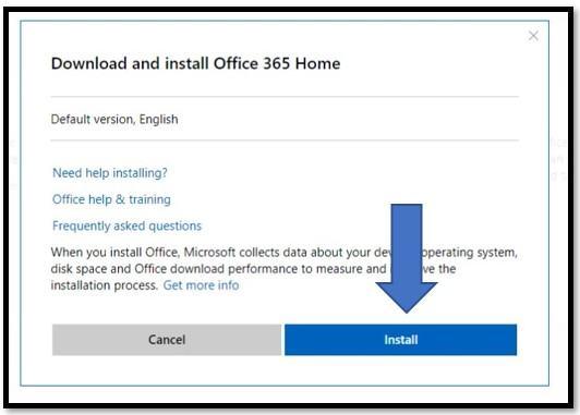 Tải xuống và cài đặt Office 365