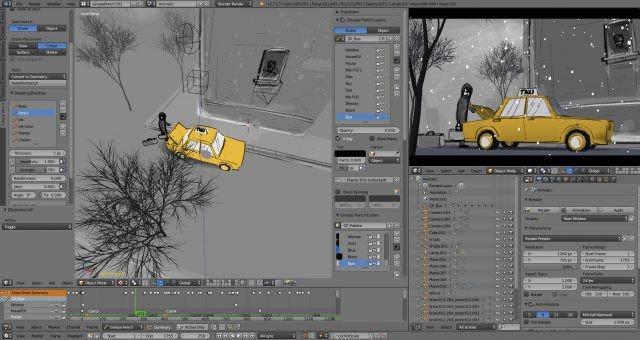 Ứng dụng chỉnh sửa video 3D
