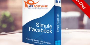 simple facebook ban chay
