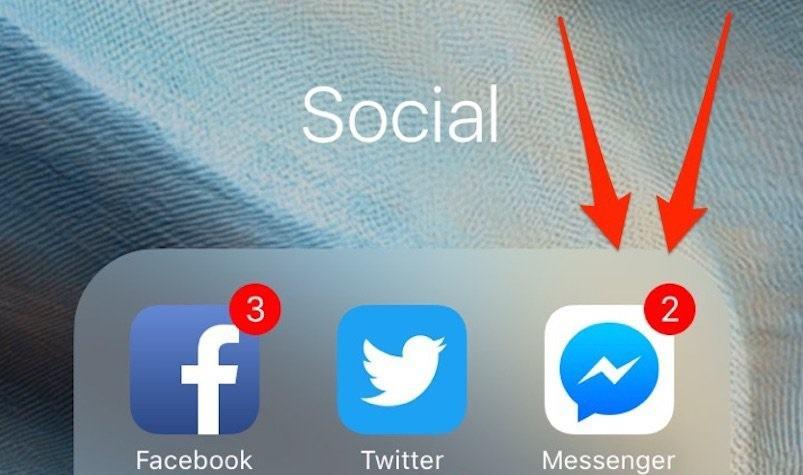 Thủ thật xem tin nhắn bị ẩn trên Facebook