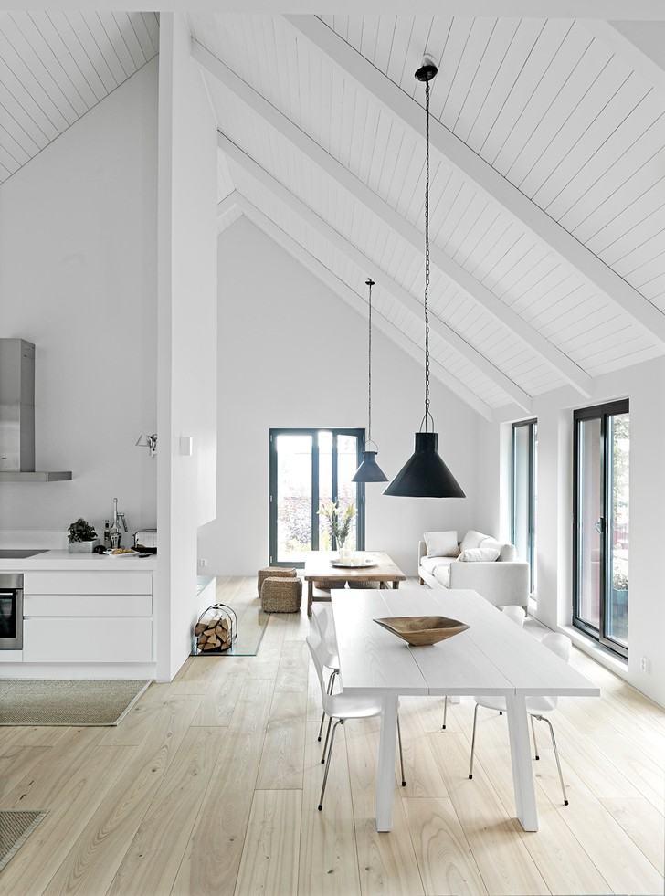 thiết kế homestay theo phong cách tối giản