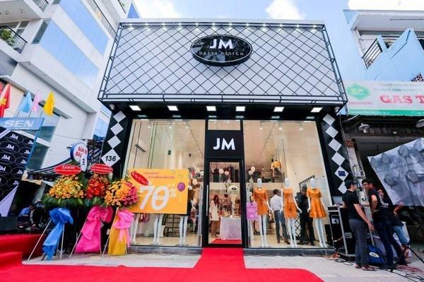 Brand Namethời trang JM với cái tên rất độc đáo –bài họcmở shop quần áo bạnthực sự có thểhọc tập