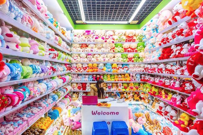 Thị trường đồ chơi trẻ em