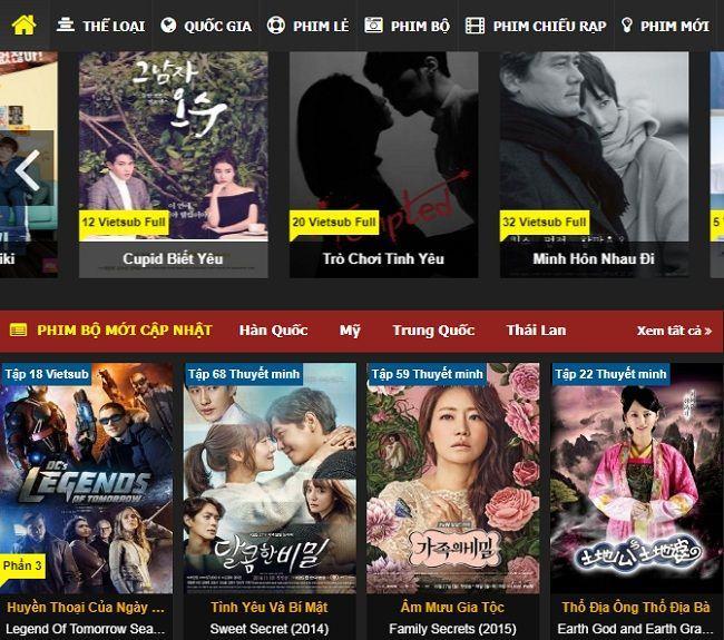 TVHAY.ORG - Web xem phim miễn phí