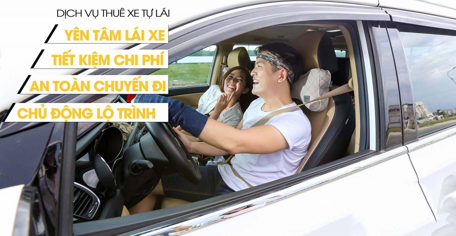 Bảng giá cho thuê xe tự lái TPHCM không cần hộ khẩu - Xe ô tô 4 7 chỗ