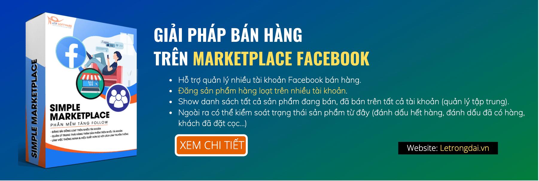 Simple Marketplace