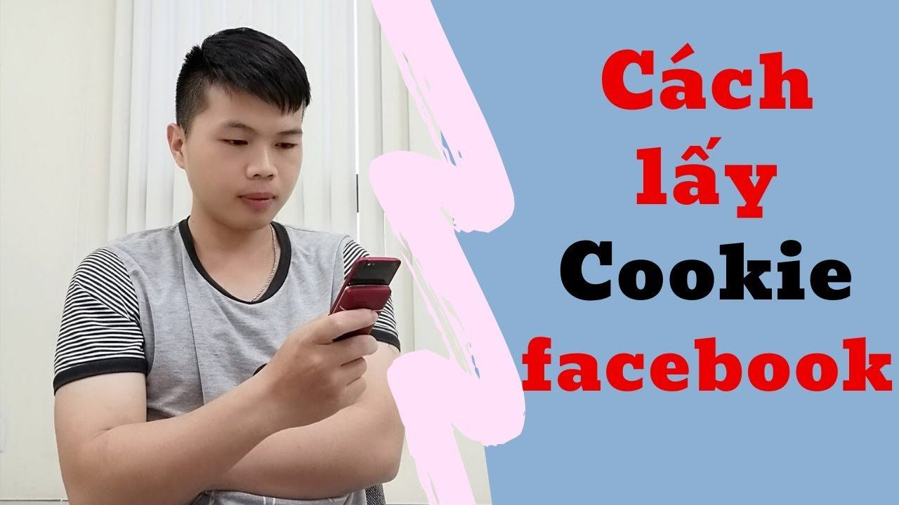 cach lay cookie Facebook