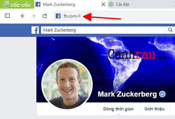Cách tìm ID Facebook trên máy tính và điện thoại hình 6