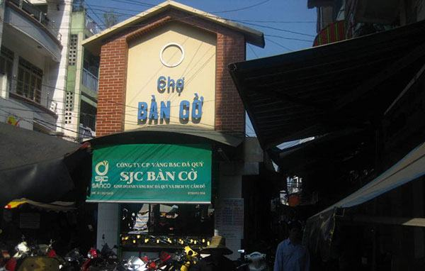 Chợ Bàn Cờ (Nguồn: Internet)