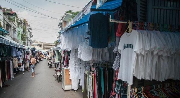 Chợ Hoàng Hoa Thám (Nguồn: Internet)