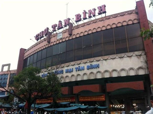 Chợ Tân Bình (Nguồn: Internet)