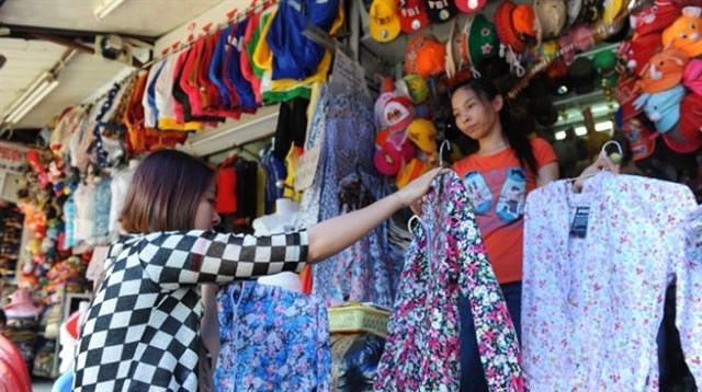 Chợ Tân Định (Nguồn: Internet)