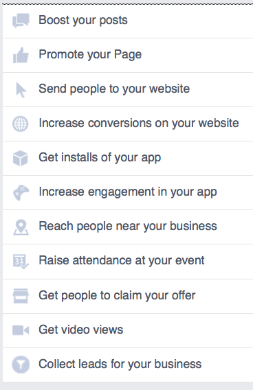 Công cụ chạy facebook ads manager