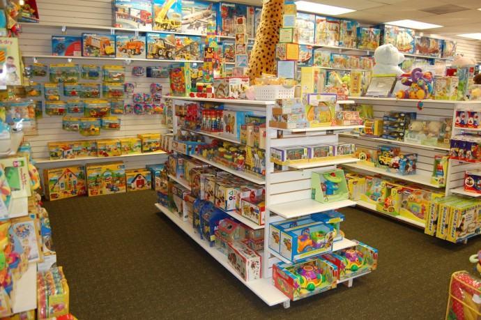 Kinh doanh đồ chơi trẻ em - Thu về tiền triệu nhờ sự độc đáo