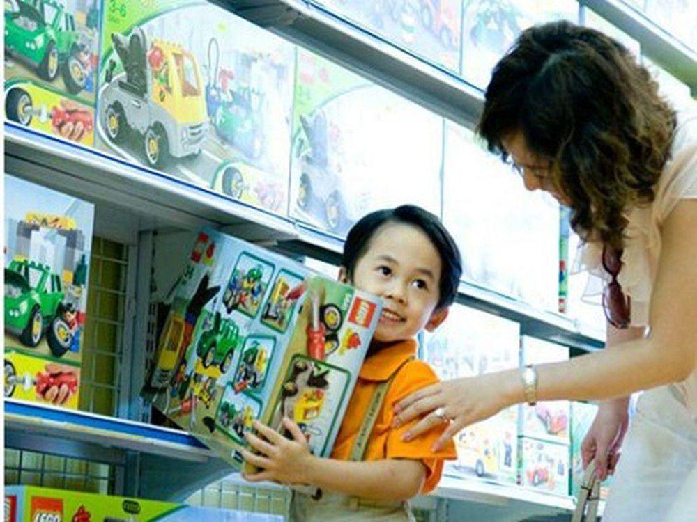 Kinh doanh đồ chơi trẻ em