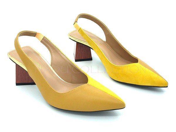 Giày cao gót 5F