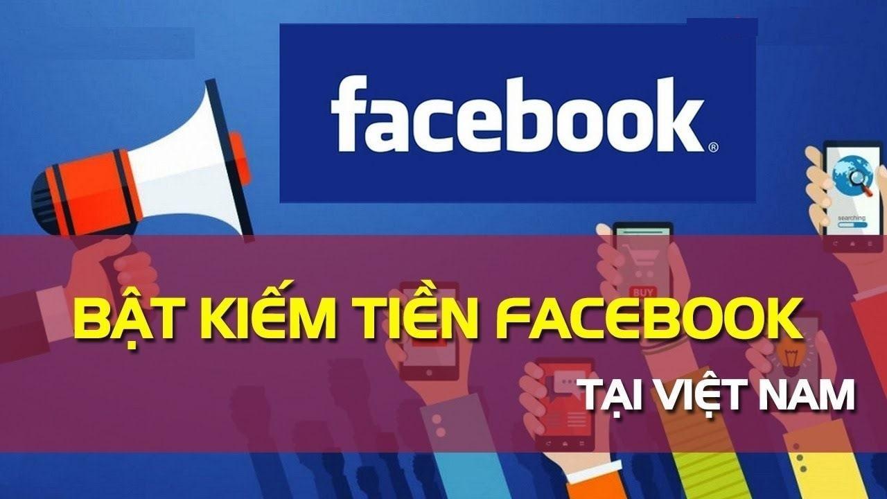 kiem tien facebook
