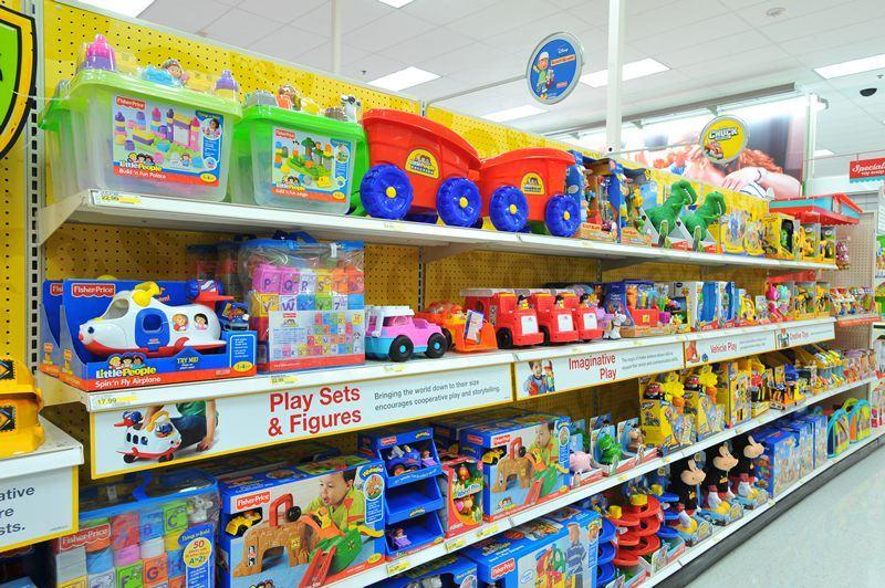 Nguồn hàng kinh doanh đồ chơi trẻ em