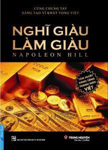 Sách hay về kinh doanh - Nghĩ giàu làm giàu