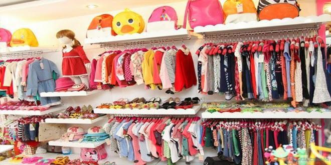 Nhập quần áo trẻ em ở đâu?