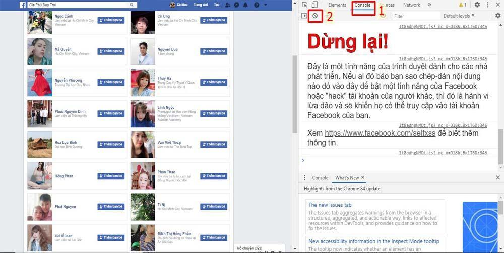 Tool kết bạn facebook hàng loạt