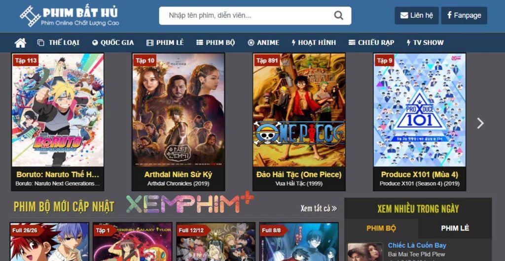 PhimBatHu - Xem phim Online với tốc độ siêu nhanh