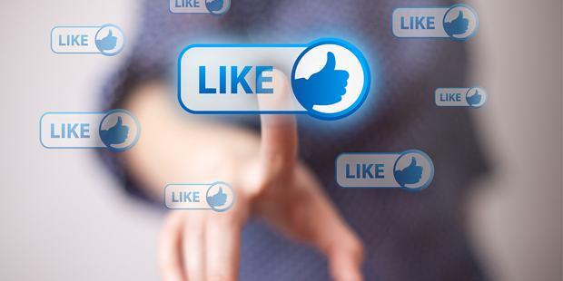 Thủ thuật tăng like Facebook
