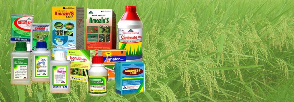 Làm giàu ởnông thôn:kinh doanhvật tư nông nghiệp, thuốc bảo vệ thực vật