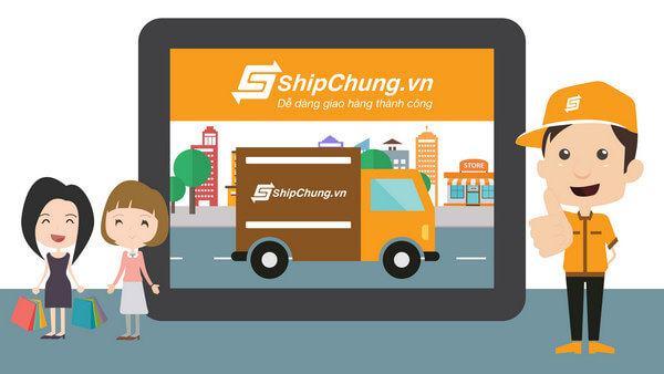 đơn vị vận chuyển shipchung