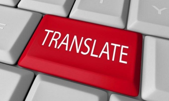 việc làm online tại nhà - dịch thuật