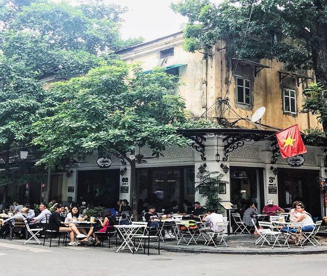 Xác định địa điểm mở quán cafe