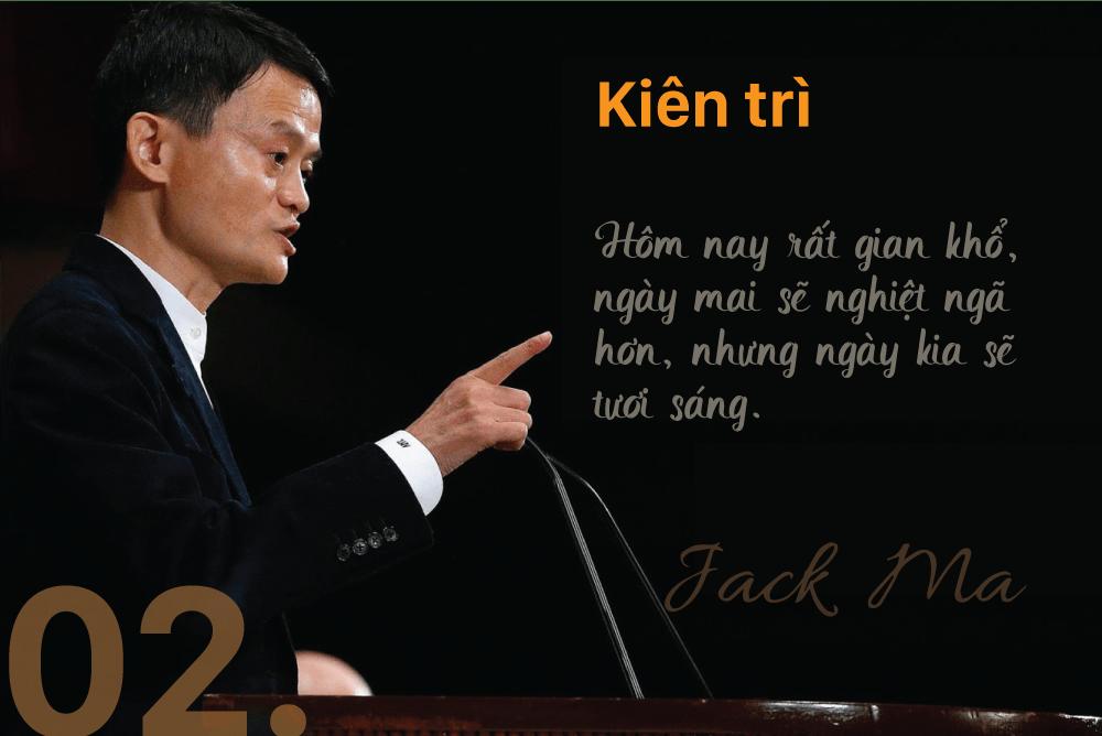 Triết lý sống nào dẫn đường cho tỷ phú Jack Ma khi vận hành đế chế Alibaba