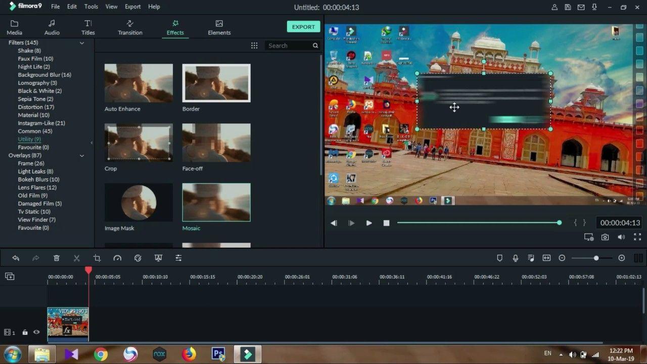 Ứng dụng chỉnh sửa video
