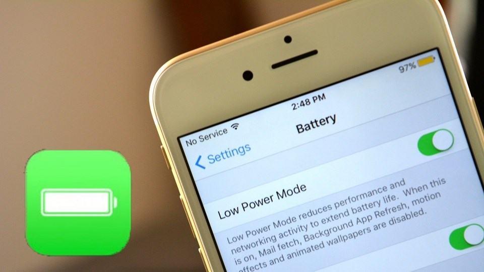 Kéo dài thời lượng pin khi sử dụng phần mềm chặn quảng cáo trên iOS của bạn