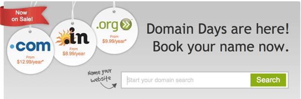 Mua tên miền Website
