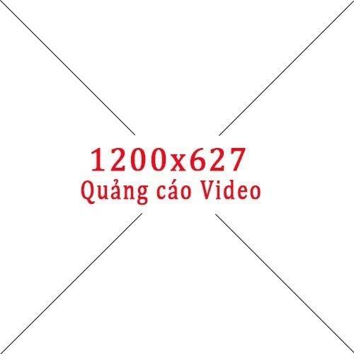 Kích thước clip quảng cáo Zalo