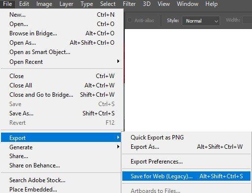 Lưu các Frame dưới dạng GIF
