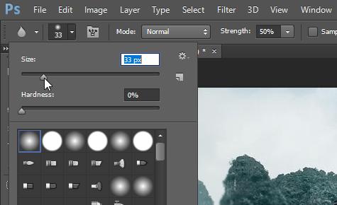 Cách làm mờ ảnh với Photoshop