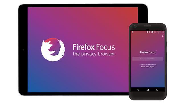Firefox Focus cung cấp cho bạn một trình duyệt bảo mật