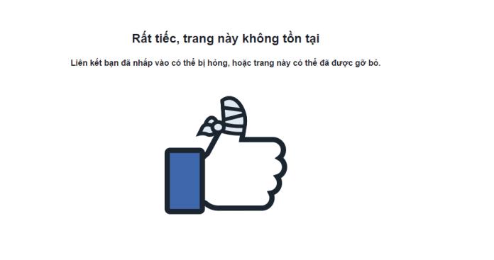 dieu gi se xay ra khi ban vo hieu hoa tai khoan facebook