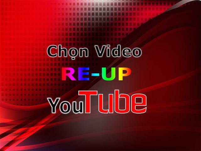 reup youtube là gì