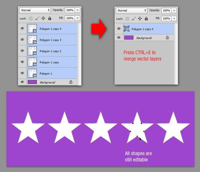 Editable Vector
